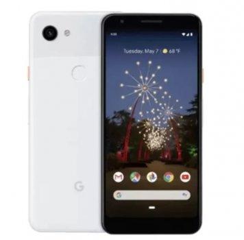"""Телефон Google Pixel 3a 5.6"""" 4/64 GB White Refurbished"""