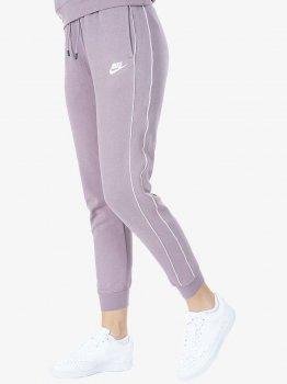 Спортивні штани Nike W Nsw Mlnm Essntl Flc Mr Jggr CZ8340-531 Фіолетові