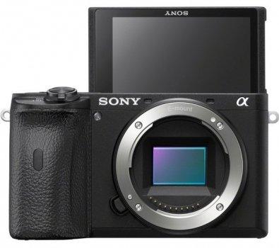 Цифр. фотокамера Sony Alpha 6600 kit 18-135 Black