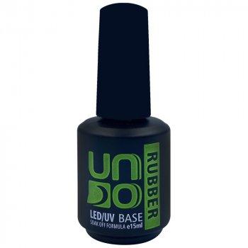База для нігтів UNO Rubber Base 15 мл