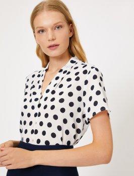 Блузка Koton 0KAK68744PW-C29 White Design