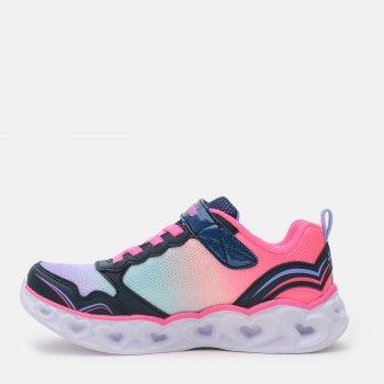 Кроссовки светящиеся Skechers 20294L NVMT Разноцветные