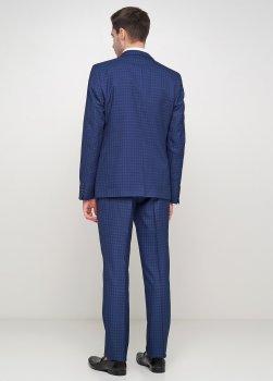 Чоловічий костюм Mia-Style MIA-296/03 темно-синій