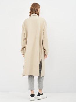 Пальто Koton 7KAB07132PW Beige