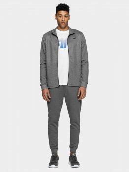 Спортивні штани 4F NOSH4-SPMD001-24M Middle Grey Melange