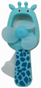 Игровой набор ML Toys Ручной вентилятор жирафчик (LQ1918B) (6910010019180)