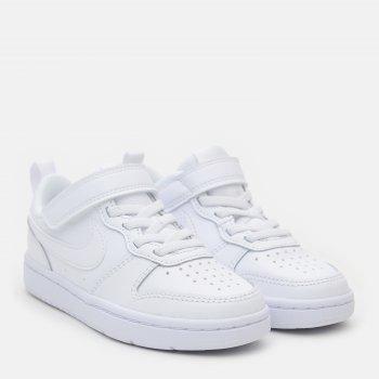 Кеди шкіряні Nike Court Borough Low 2 (Psv) BQ5451-100