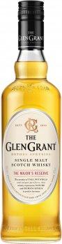 Виски The Glen Grant the Majors Reserve 5 лет выдержки 1 л 40% (080432403020)