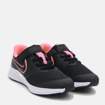 Кроссовки Nike Star Runner 2 (Psv) AT1801-002 Черные
