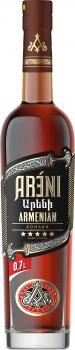 """Бренді """"Areni"""" 5 зірок 0.7 л 40% (4850087003472)"""