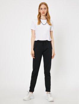 Спортивні штани Koton 0KAL48093IK-999 Black