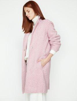 Пальто Koton 9KAK06613EW-250 Rose