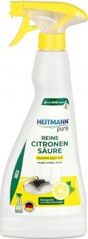 Средство для чистки Лимонная кислота Heitmann 500 мл