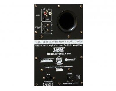 Мультимедийная акустическая система TAGA Harmony inTONE 2.1 mini Walnut