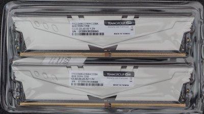 Модуль пам'яті Team 16GB (2х8GB) DDR4 3200 T-Create Classic Gray (TTCCD416G3200HC22DC01)