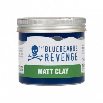 Глина для укладання волосся The Bluebeards Revenge Matt Clay 150ml