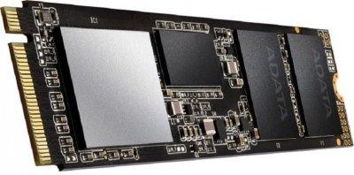 Накопичувач SSD ADATA XPG SX8200 Pro 512GB M.2 2280 PCIe Gen3x4 3D NAND TLC (ASX8200PNP-512GT-C)