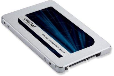 "Накопичувач SSD Crucial MX500 250GB 2.5"" SATAIII 3D TLC (CT250MX500SSD1)"