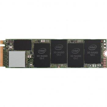 Накопичувач SSD Intel 660P 2TB M.2 NVMe PCIe 3.0 x4 QLC (SSDPEKNW020T8X1)