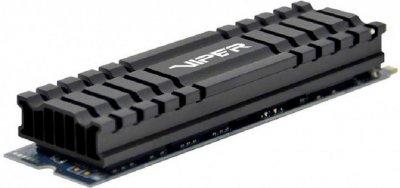 Накопичувач SSD Patriot Viper VPN100 256GB M. 2 2280 NVMe PCIe 3.0 x4 3D TLC (VPN100-256GM28H)