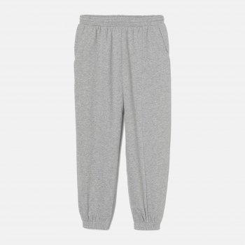 Спортивные брюки H&M 1703-9160582 Светло-серый меланж