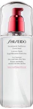 Лосьон для лица Shiseido Defend Preparation Treatment Softener Enriched Увлажняющий 150 мл (768614145325)