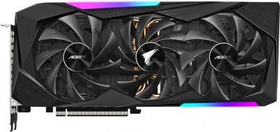 Gigabyte PCI-Ex Radeon RX 6800 Aorus Master 16G 16GB GDDR6 (256bit) (16000) (2 х HDMI, 2 x DisplayPort) (GV-R68AORUS M-16GD + P750GM)
