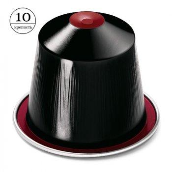 Кава в капсулах Ispirazione Ristretto Italiano Decaffeinato оригінальні Nespresso 50 капсул (5 тубів по 10 шт.)
