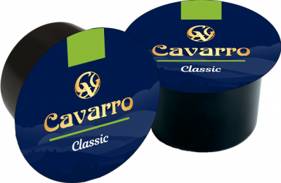 Упаковка порционного кофе Cavarro Classic 9 г х 100 шт (4820235750121)