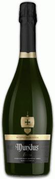 Вино игристое Mundus Bruto белое сухое 0.75 л 12.5% (5602523160015)