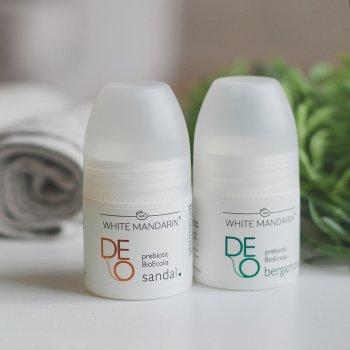 Натуральный дезодорант White Mandarin DEO Sandal (99100866101)