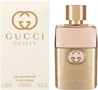 Парфюмированная вода для женщин Gucci Guilty Pour Femme 30 мл (3614227758063)