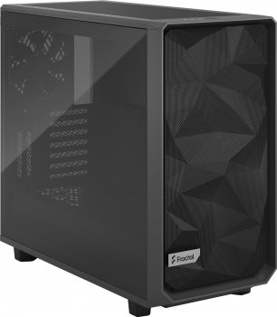 Корпус Fractal Design Meshify 2 Light Tempered Glass Gray (FD-C-MES2A-04)