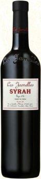 Вино Les Jamelles Syrah красное сухое 0.75 л 13.5 (3525490010034)