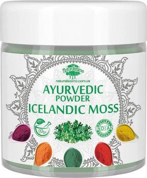 Аюрведическая пудра Naturalissimo Исландский мох 80 г (2000000020198)