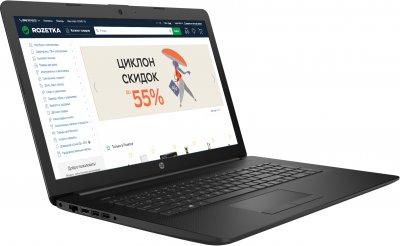 Ноутбук HP 17-by3033ur (13D82EA) Black