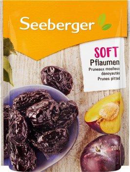 Упаковка слив Seeberger Екстрам'яких 200 г х 13 шт. (4008258291993)