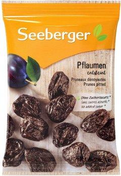 Упаковка слив сушених Seeberger Екстравеликих 125 г х 13 шт. (4008258324714)