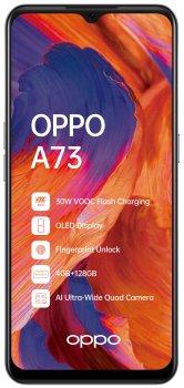 Мобильный телефон OPPO A73 4/128GB Navy Blue