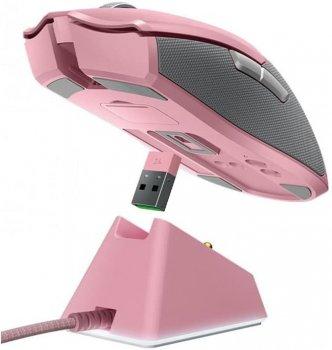 Мышь Razer Viper Ultimate Wireless & Mouse Dock Quartz (RZ01-03050300-R3M1)