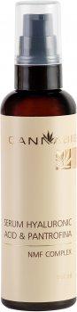 Сыворотка Cannabis с гиалуроновой кислотой, комплексом Pantrofina NMF и экстрактом каннабиса 100 мл (4820218841112)