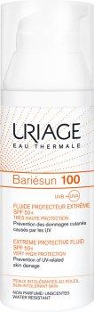 Солнцезащитная эмульсия для лица Uriage Bariesun 100 Extreme Protective Fluid SPF 50+ 50 мл (3661434011979)