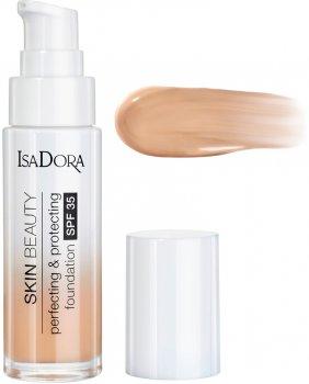 Тональный крем Isadora Skin Beauty совершенствующая и защитная основа 04 sand 30 мл (7317852143049)