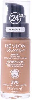 Тональный крем Revlon ColorStay для нормальной и сухой кожи 330 Natural Tan 30 мл (309975415094)