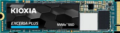 KIOXIA EXCERIA Plus 2TB NVMe M.2 2280 PCIe 3.0 x4 TLC (LRD10Z002TG8)
