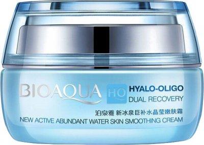 Крем для лица Bioaqua с олигомером гиалуроновой кислоты 50 г (BQY6208) (6947790796208)