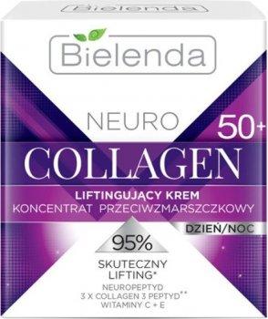 Крем Bielenda NEURO Collagen 50+ 50 мл (5902169025106)