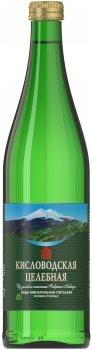 Упаковка минеральной воды Нарсан Кисловодская целебная газированная 0.5 л х 12 бутылок (4601320000068)