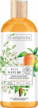 Міцелярна вода Bielenda ECO Nature Зволожувальна та заспокійлива 500 мл (5902169042806)