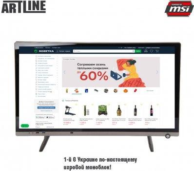 Моноблок Artline Gaming M98 v25 (M98v25)